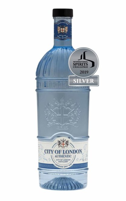 City Of London Distillery Authentic London Dry Gin