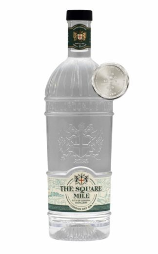 City Of London Distillery The Square Mile Gin