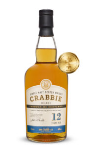 Crabbie 12 Year Old Whisky
