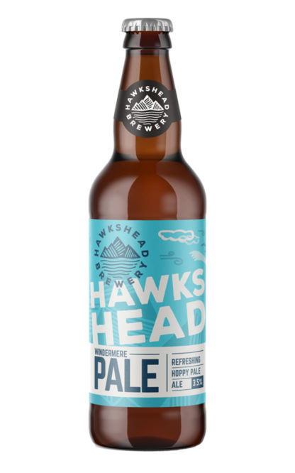 Hawkshead Brewery Windermere Pale Ale 500ml