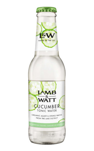 Lamb & Watt Cucumber Tonic Water