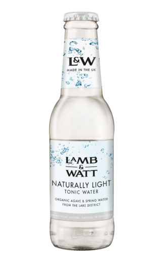 Lamb & Watt Naturally Light Tonic Water