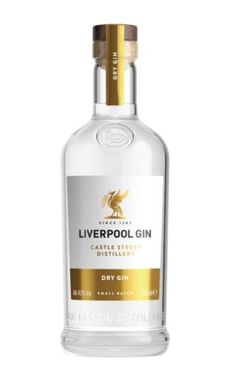 Liverpool Dry Gin