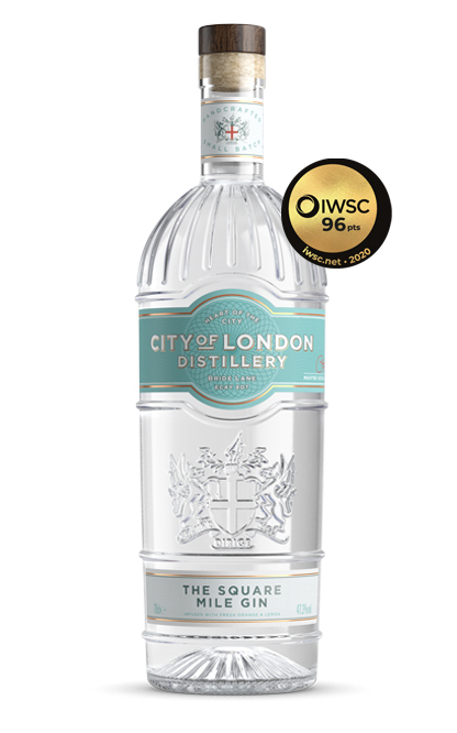 The Square Mile Gin