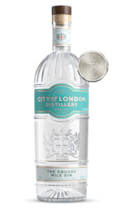 City of London The square mile gin