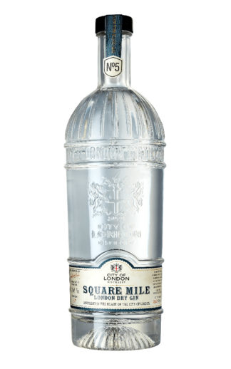 City of London Distillery Square Mile Gin 70cl
