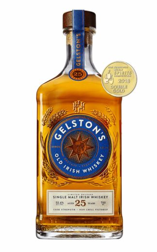 Gelstons Single Malt 25 years