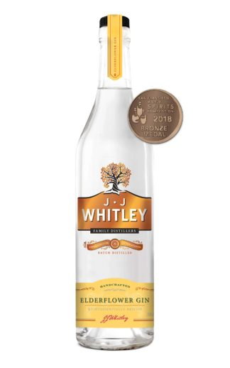 J.J. Whitley Elderflower Gin-70cl