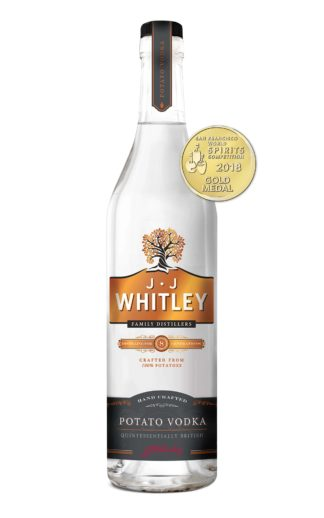 J.J. Whitley Potato Vodka 70cl