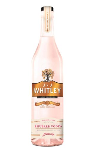 J.J Whitley Rhubarb Vodka 70cl