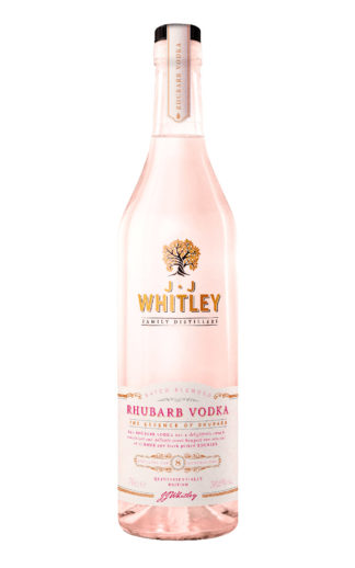 JJ Whitley Rhubarb Vodka 70c