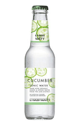 Lamb and Watt Cucumber Tonic Water