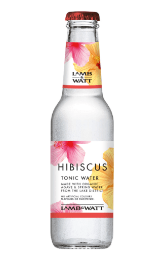 Lamb and Watt Hibiscus Tonic Water