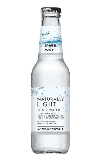 lamb and Watt Naturally Light Tonic Water