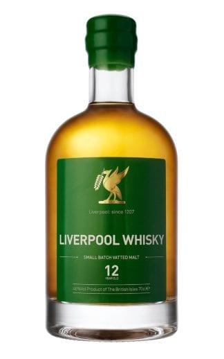 Liverpool Whisky 12yrs 70cl