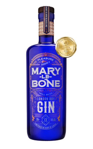 Award-winning Marylebone London Dry Gin