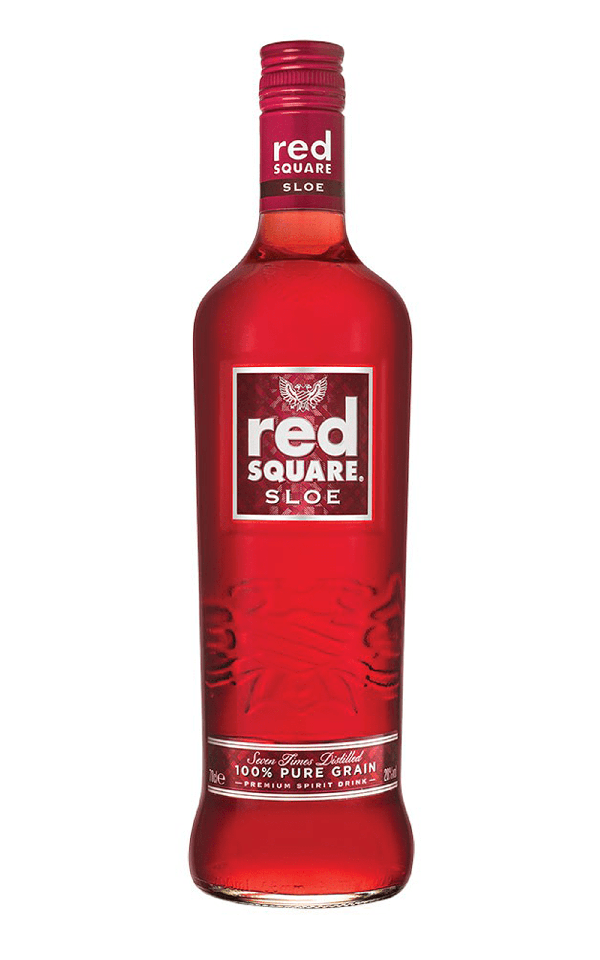 Red Square Sloe Vodka
