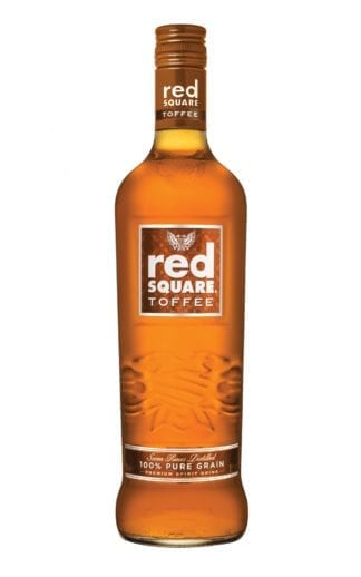 Red Square Vodka Toffee 70cl