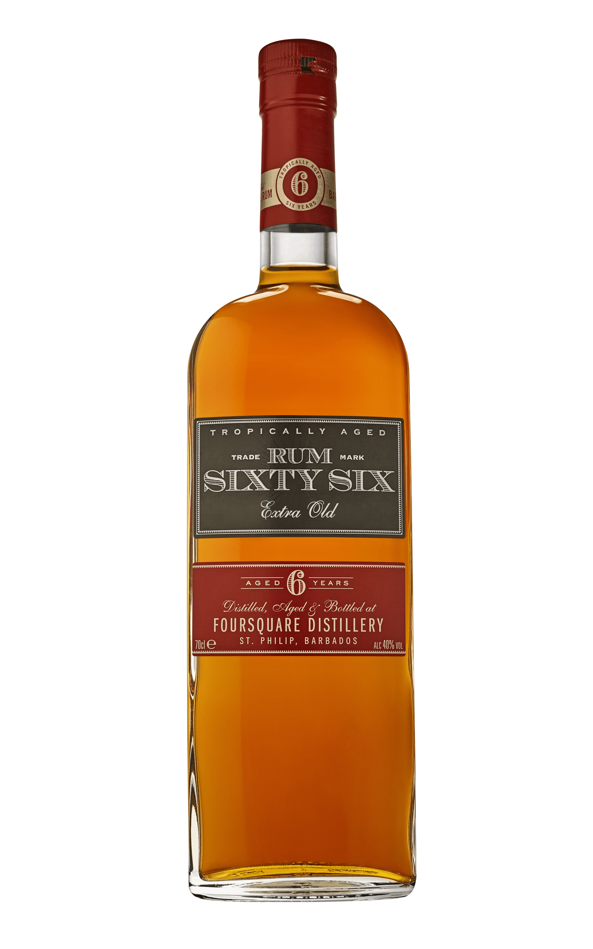 Rum Sixty Six - 6 years old