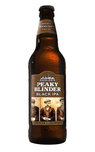 Sadler's Peaky Blinder Black IPA