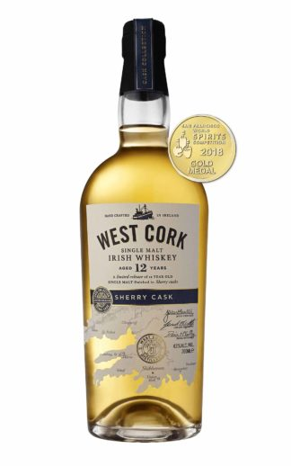 West Cork Whiskey Aged 12 years