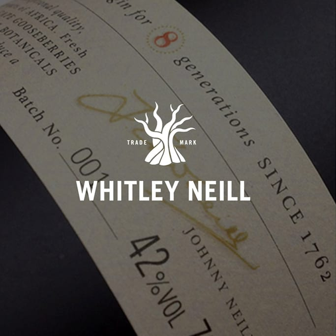 Whitley Neill Distillery