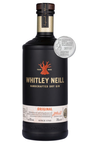 whitley neill dry gin 70cl bottle
