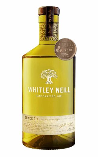 Whiltey Neill Quince Gin