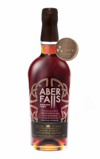 Aber Falls Coffee and Dark Chocolate Liqueur
