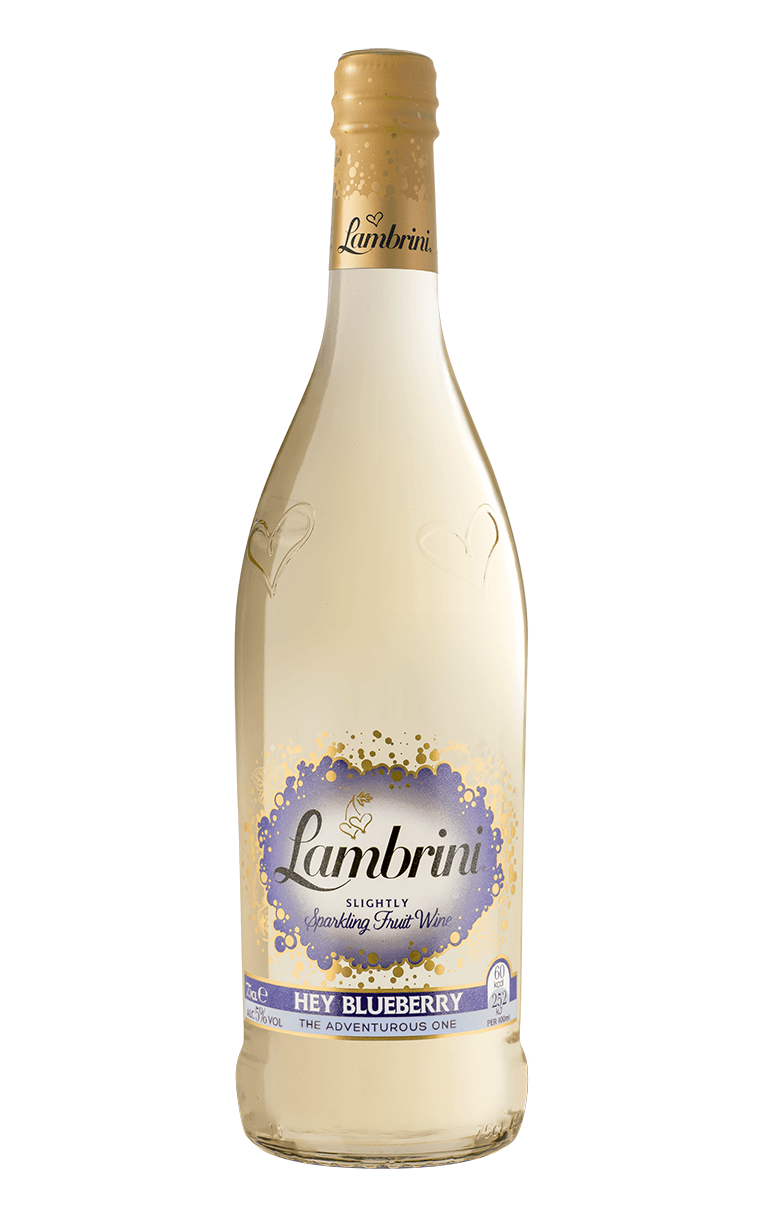 Lambrini Hey Blueberry