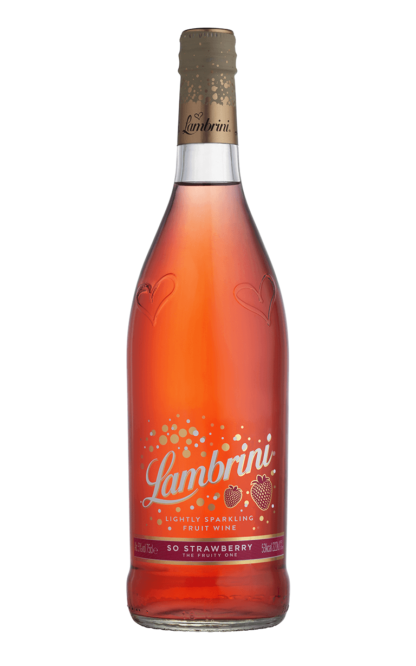 Lambrini - So Strawberry