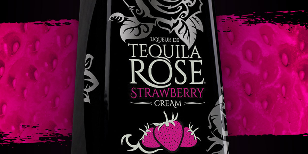Tequila Rose Strawberry Cream Liquer