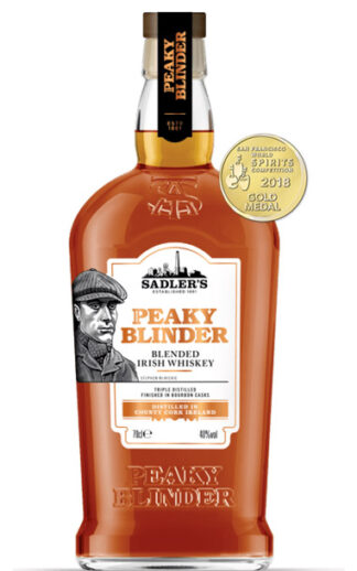 Peaky Blinder Blended Irish Whisky