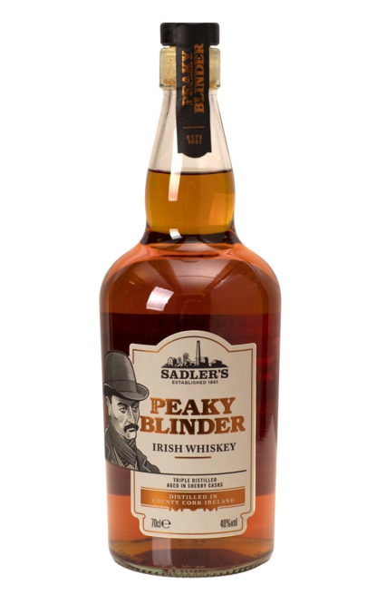 Sadler's Brewery Peaky Blinder Irish Whiskey