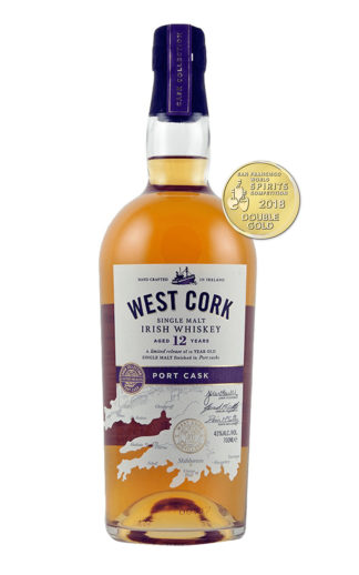 West Cork 12yrs Port