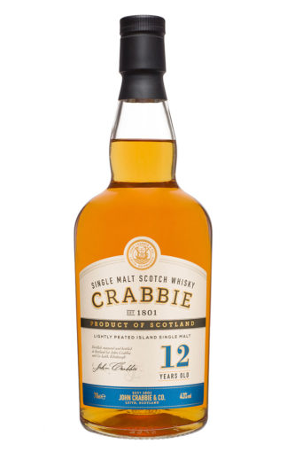 Crabbie 12 year old single malt