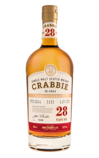 Crabbie 28 year old cast strength