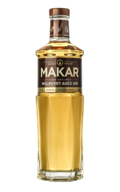 Makar Cask Matured Mulberry Aged Gin