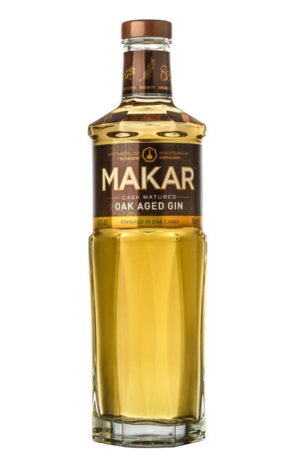 Makar Cask Matured Oak Aged Gin