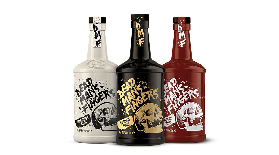 Dead Man's Fingers new bottles