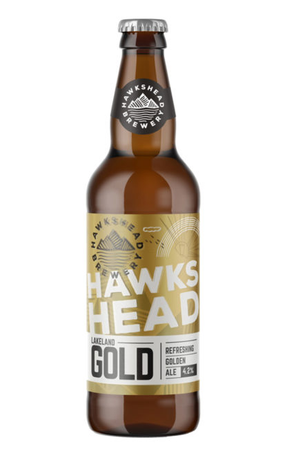 Hawkshead Brewery Lakeland Gold 500ml