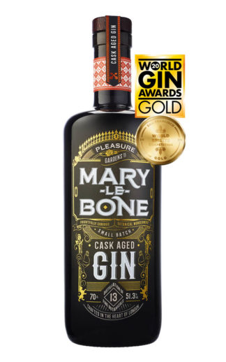 Award-winning Marylebone Cask Aged Gin