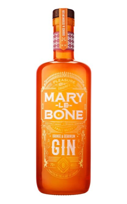 Marylebone Gin Orange Geranium 70cl