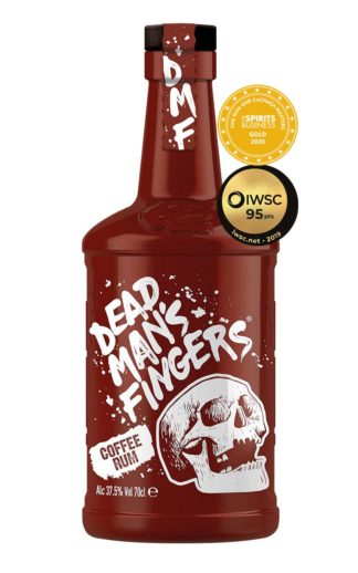 Award-winning Dead Man's Fingers Coffee Rum