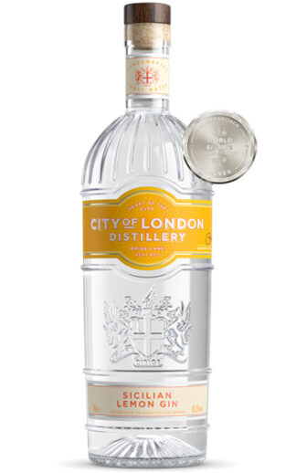 City of London Sicilian Lemon Gin