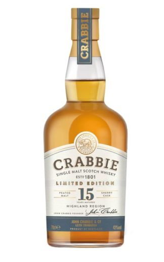 Crabbie's 15 Years Old Single Malt Whisky