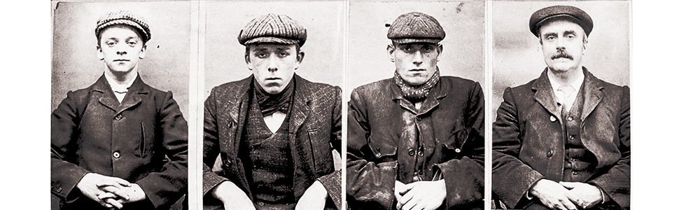 Sadler's Peaky Blinder Gang