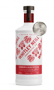 Whitley Neill Strawberry and Black Pepper Gin