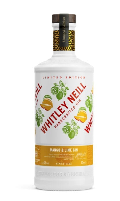 Limited Edition Mango & Lime Gin