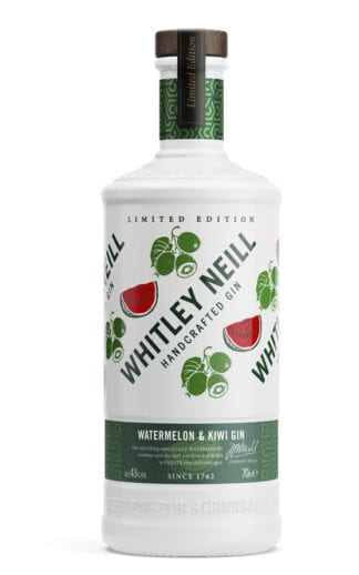 Whitley Neill Watermelon and Kiwi Gin